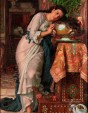 Isabella and the Pot of Basil by William Holman Hunt (1827-1910), 1867. © Tyne & Wear Archives & Museums