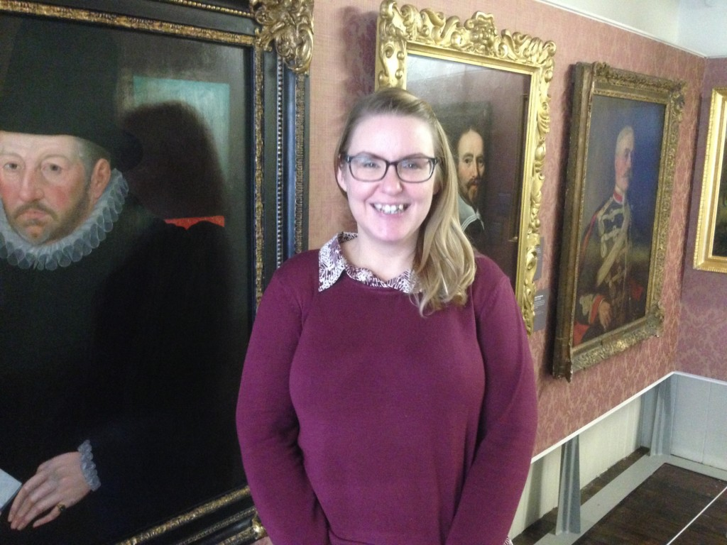 Leeanne Westwood, Museum Curator, Valence House Museum