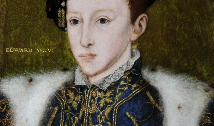 King Edward VI (1537-53) by after Guillaume Scrots (fl.1537-1553), oil on panel, 1545/99, National Trust, Hardwick Hall ©National Trust Images