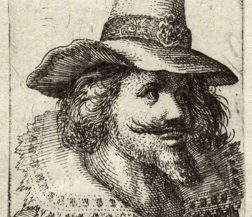 Thomas Percy (1560-1605), one of the organisers of the 'Gunpowder Plot', after unknown artist, etching, early 17th century © National Portrait Gallery, London