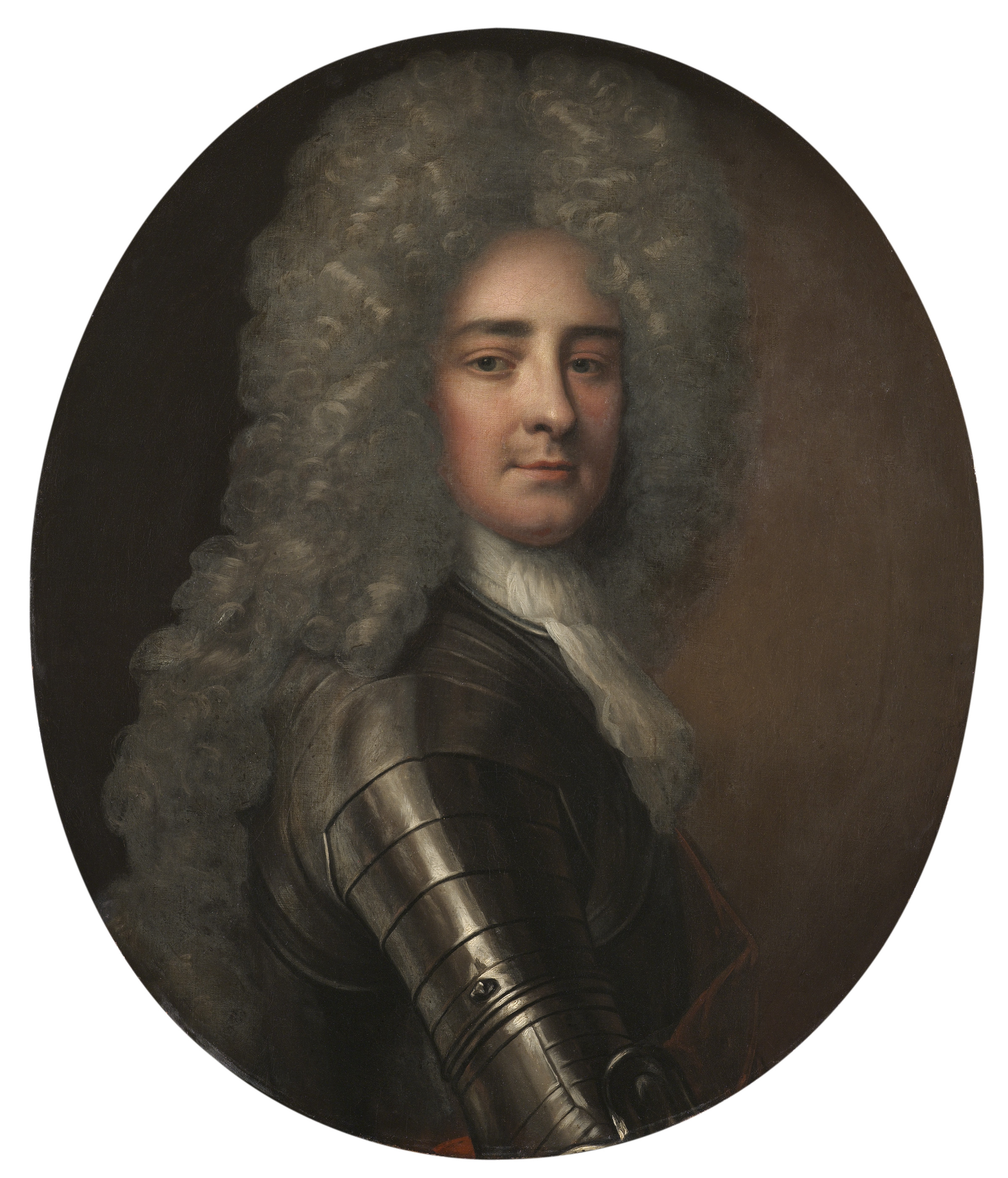 Anthony Hamilton (1646?-1719) after unknown artist, oil on canvas, (1690s) © National Portrait Gallery, London