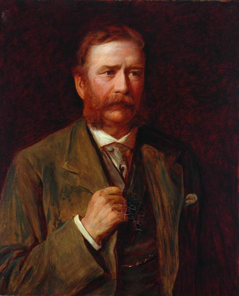 Portrait of Lord Auckland © National Railway Museum
