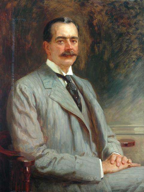 Portrait of Sir Robert Turnbull © National Railway Museum