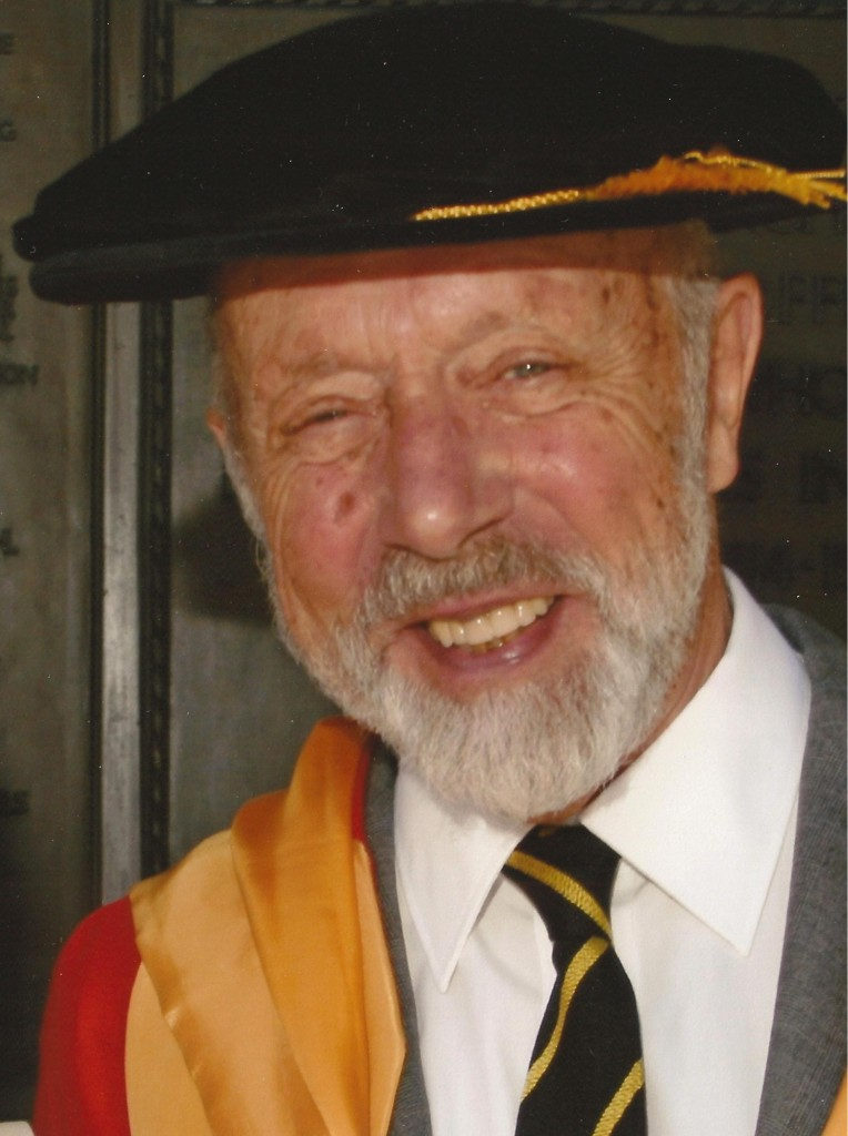 Emeritus Professor Alan Emery