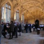 Workshop delegates at the Bodleian Library, Oxford