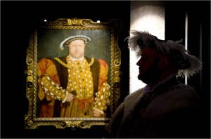 Portraits and Storytelling at Hampton Court Palace, 2009 © Historic Royal Palaces