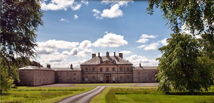 Capheaton Hall