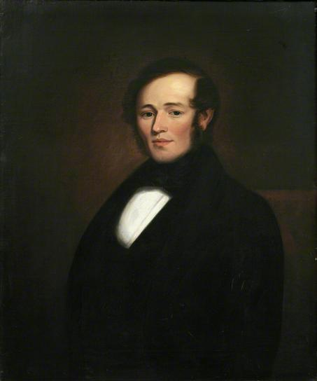 Francis John Banfield (1822-90) attributed to Robert Thomas Pentreath © Isles of Scilly Museum
