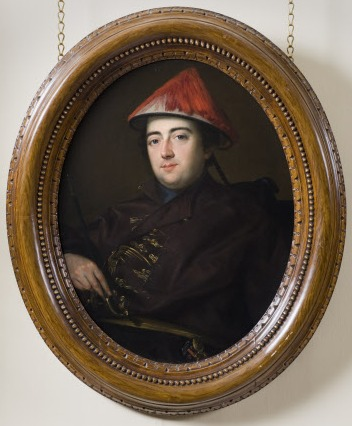 Thomas Keymer of Kidwelly (1722-1784) à la chinoise by Gavin Hamilton (1723-1798), Dinefwr Park and Castle, Carmarthenshire © National Trust Images/John Hammond