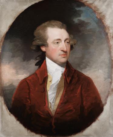 Sir John Hort, 1st Bt (1735-1807) by Gilbert Stuart (1755-1828), 1785, Saltram, Devon ©National Trust Images/Matthew Hollow