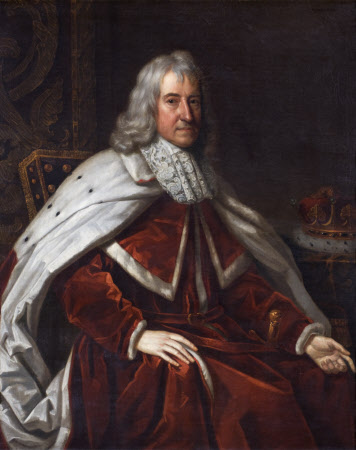 John Robartes, 1st Earl of Radnor (1606-1685) by Sir Godfrey Kneller (1646/9-1723), 1683, Antony, Cornwall © National Trust Images/John Hammond