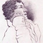 John Keats, poet, by Charles Armitage Brown, 1819 (detail) © National Portrait Gallery, London