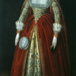 called Elizabeth, Lady Style of Wateringbury, English School c.1620 © The Weiss Gallery, London