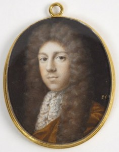 Unknown Man in a brown cloak by Peter Lawrence Cross (c.1645-1724) Polesden Lacey, Surrey © National Trust / Lynda Hall