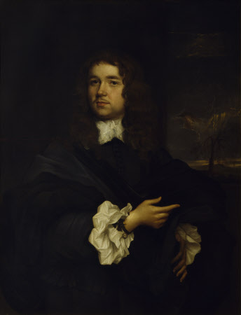 Thomas Povey (1613/14-c.1705) by John Michael Wright (1617-1694) c.1658. Dyrham, Gloucestershire © National Trust Images