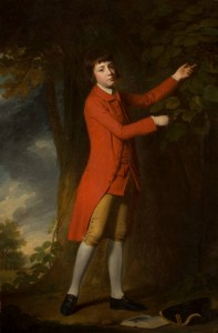 Thomas Rackett (1756-1840) by George Romney, c.1768 © Reproduced by kind permission of the Dorset Natural History and Archeological Society