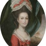 Sophie Foster, aged 17, by Benjamin van der Gucht, 1774 © Norfolk Museums and Archeaology Service