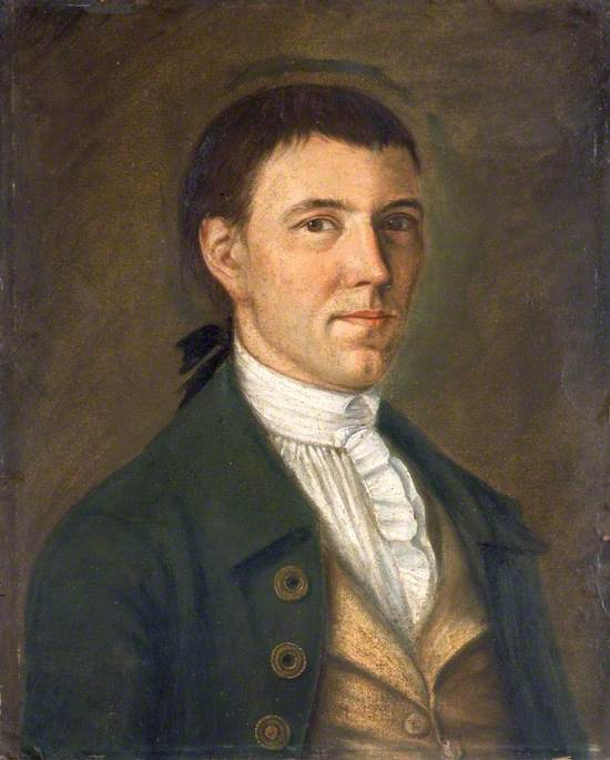 Thomas Bewick (1753–1828) by George Gray, 1780 © Tyne & Wear Archives & Museums