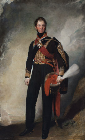 Colonel, Sir Henry William Paget, 1st Marquess of Anglesey KG, GCB, (1768-1854) by Sir Thomas Lawrence, PRA (1769-1830), Plas Newydd, Anglesey © National Trust Images/John Hammond