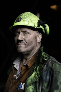 From the series 'Pit Profiles: Re-profiled' by Anton Want © Anton Want/NCMME 2012