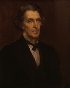 James Martineau, replica by George Frederic Watts, oil on canvas, 1873 (1873). © National Portrait Gallery, London