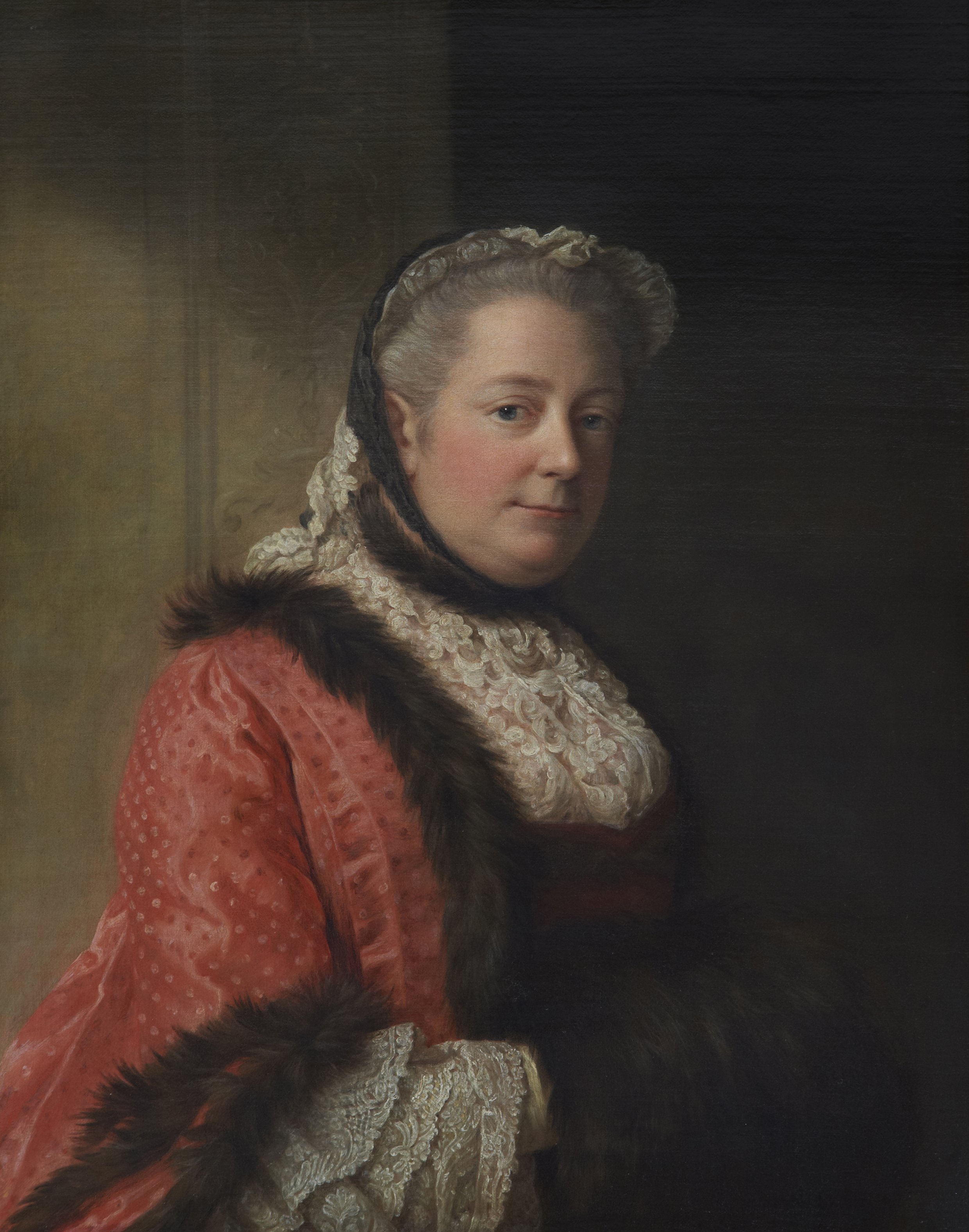 Lady Mary Hervey by Allan Ramsay, 1762. © Private Collection/Roddy Paine Studios