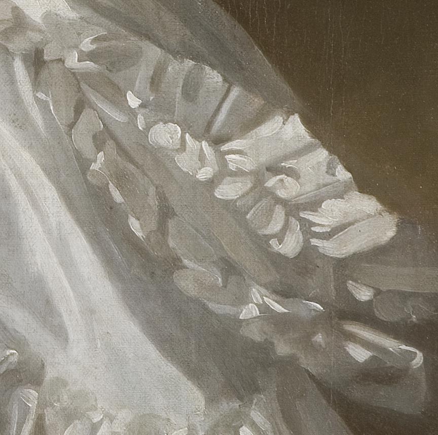 Portrait of a Lady (detail) © Birmingham Museums Trust