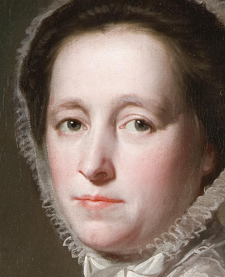 Portrait of a Lady © Birmingham Museums Trust