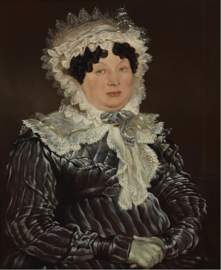 Portrait of a Lady c.1825