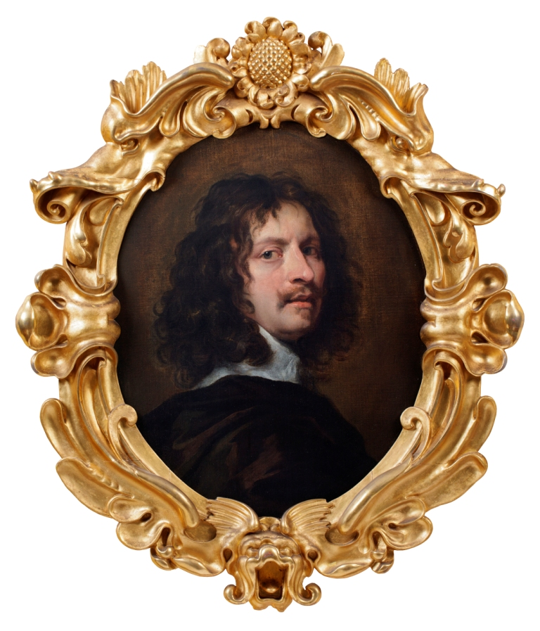 William Dobson (1611 – 1646) self-portrait © National Trust / John Hammond