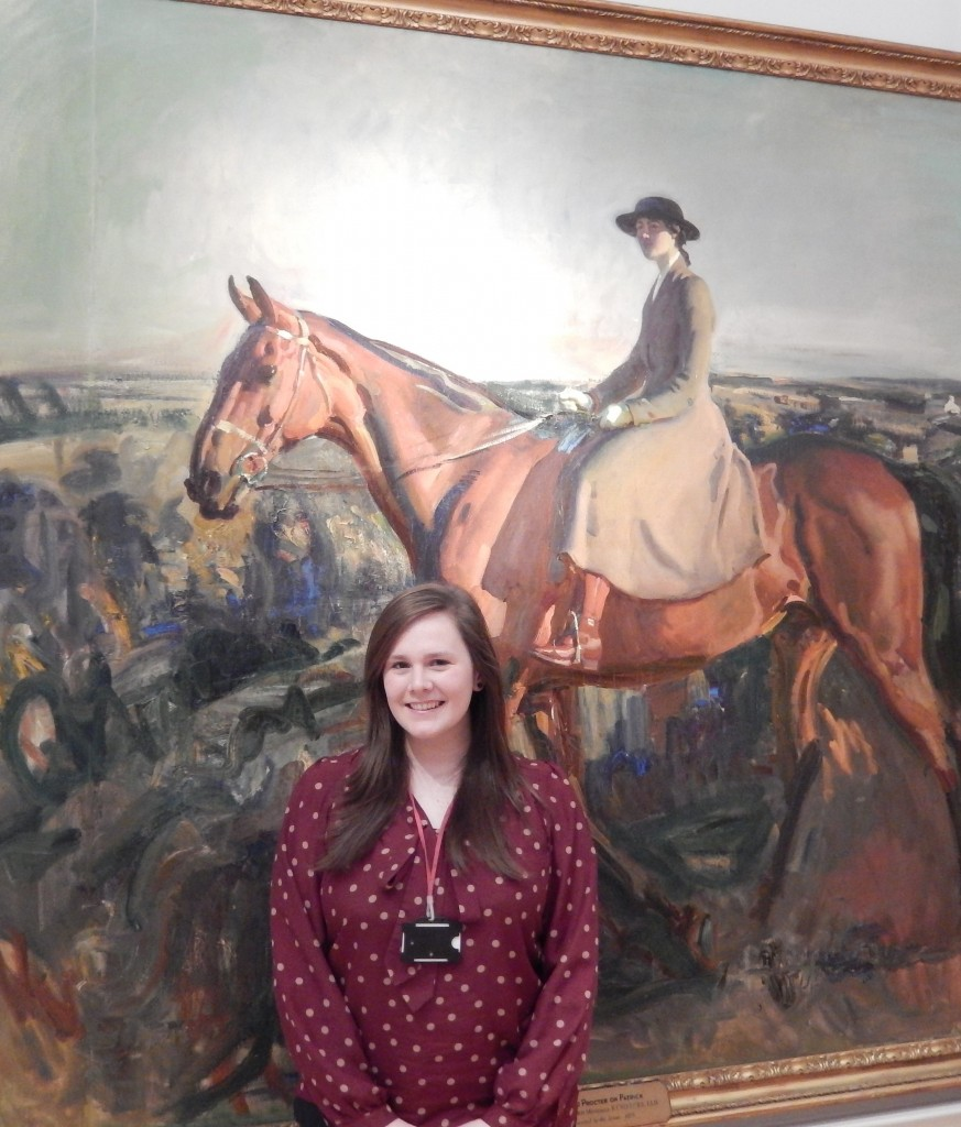 Alexandra O'Donnell, Learning and Community Assistant, The Russell-Cotes Art Gallery & Museum