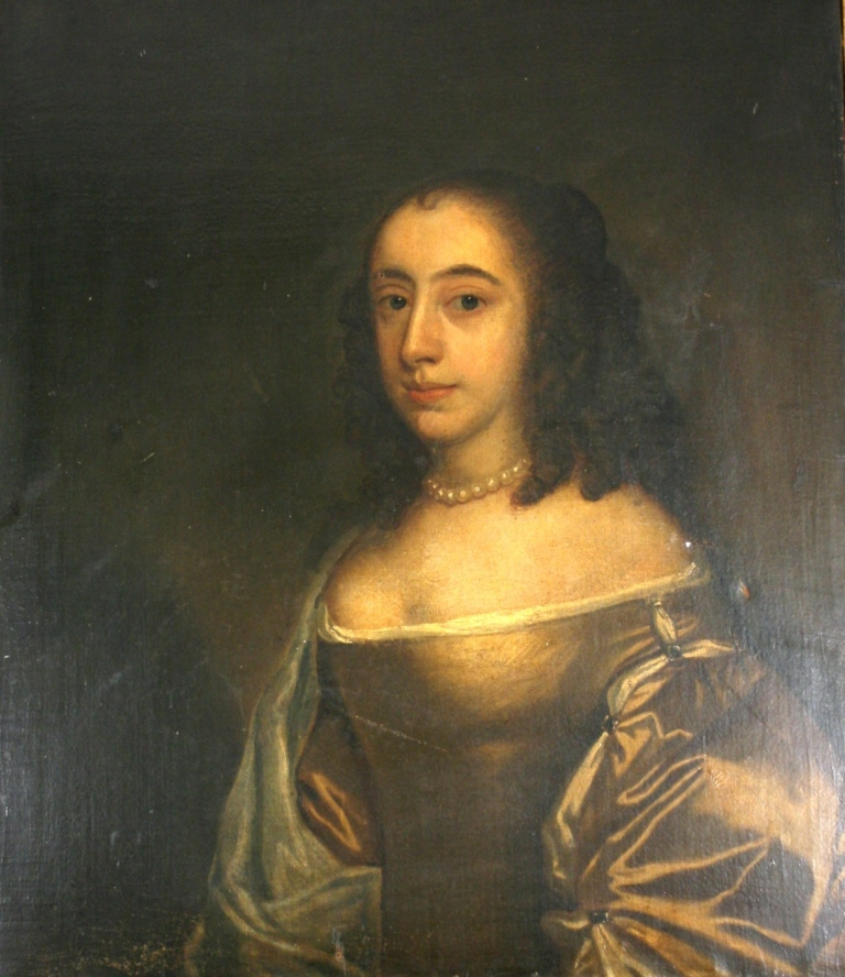 Possibly Elizabeth Fanshawe (1609-67/8) © Valence House Museum