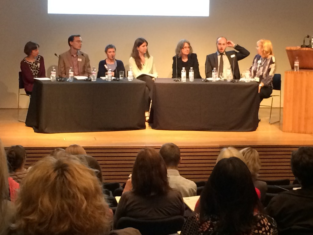 How to Succeed in Getting Grant Funding: Opportunities for Researchers seminar, 10 September 2014