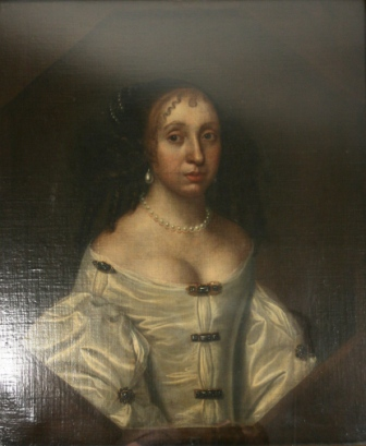 called Lady Ann Fanshawe (1625-80) © Valence House Museum