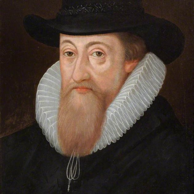 Henry Fanshawe of Jenkins (1506–68) by English School, c.1560 © Valence House Museum