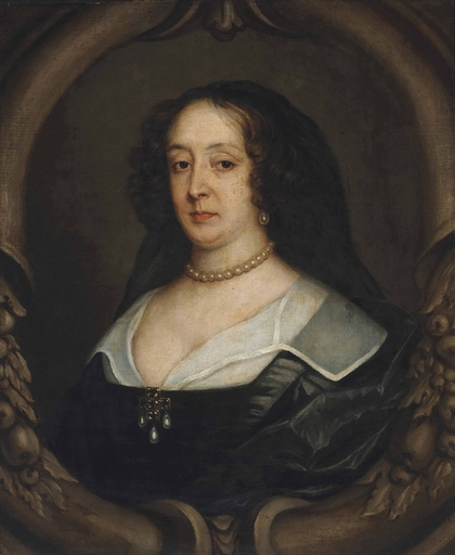 Lady Ann Fanshawe (1625-80) by Mary Beale © Christie's