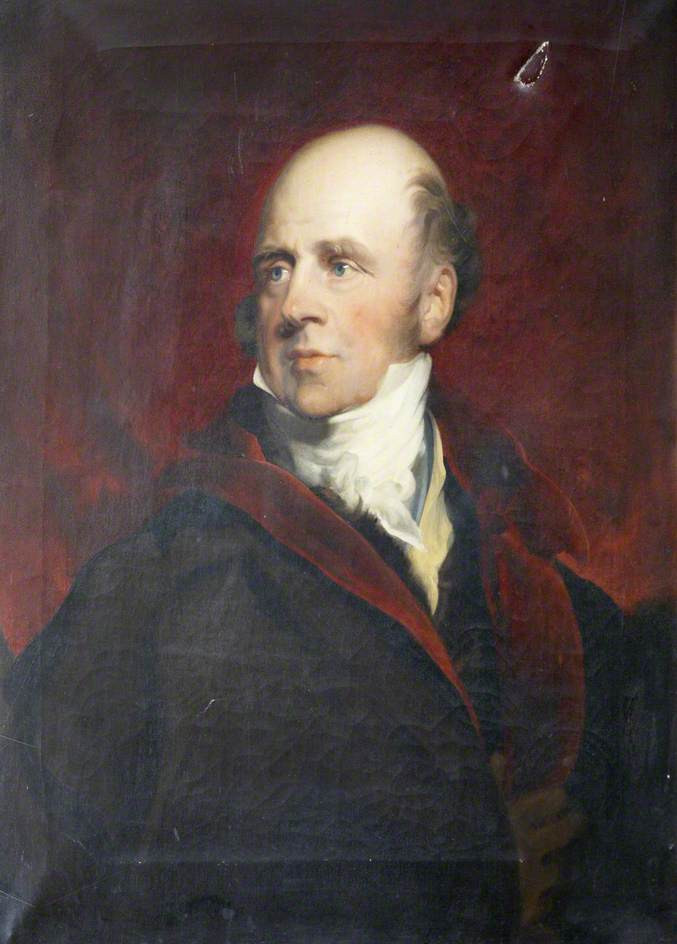 6th Duke of Bedford, after Thomas Lawrence, oil on canvas © Tavistock Subscription Library