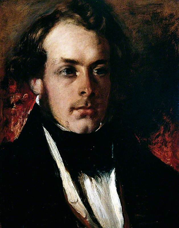 John Harper by William Etty c.1841, oil on canvas © York Museums Trust