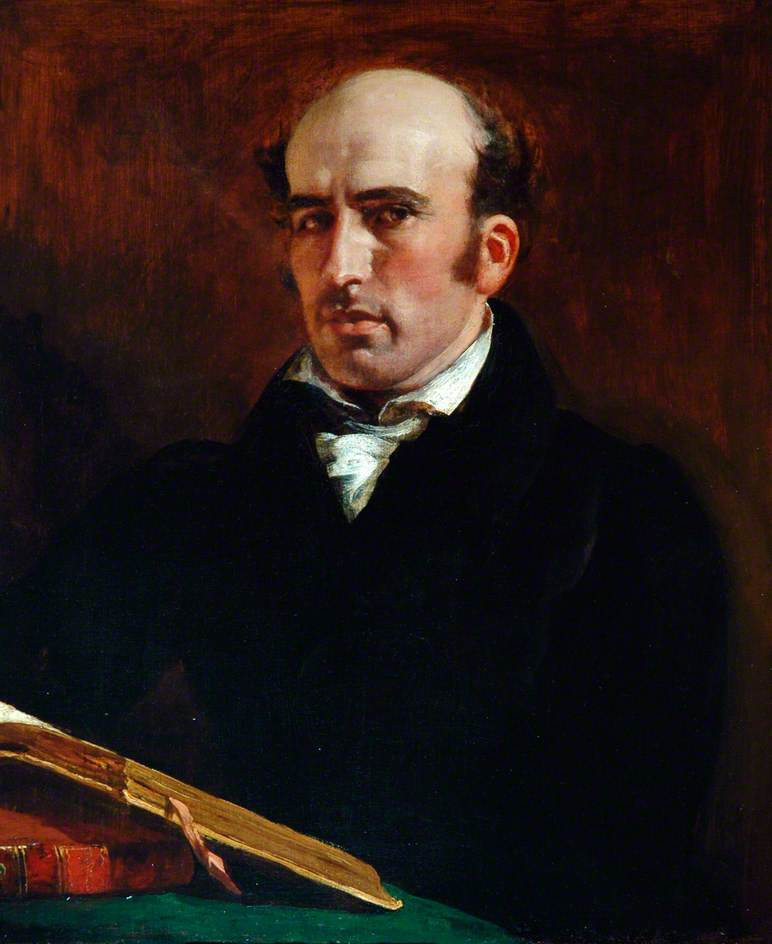 John Etty by William Etty, 1811-12, oil on canvas © The Company of Merchant Adventurers of the City of York