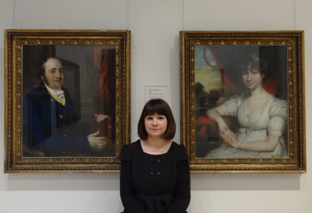 Laura Millward, Collections Assistant, The Stanley & Audrey Burton Gallery, University of Leeds