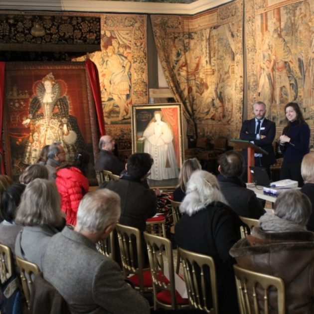 Hardwick Hall study day 1 March 2016
