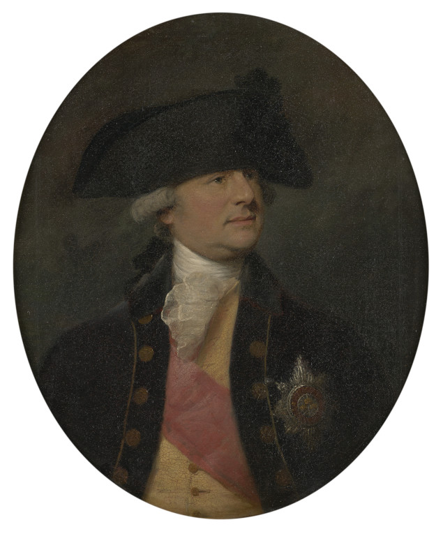 Lemuel Francis Abbott, George Macartney, 1st Earl Macartney, 18th century, oil on canvas, 76.50 x 63.50 cm. © UK Government Art Collection