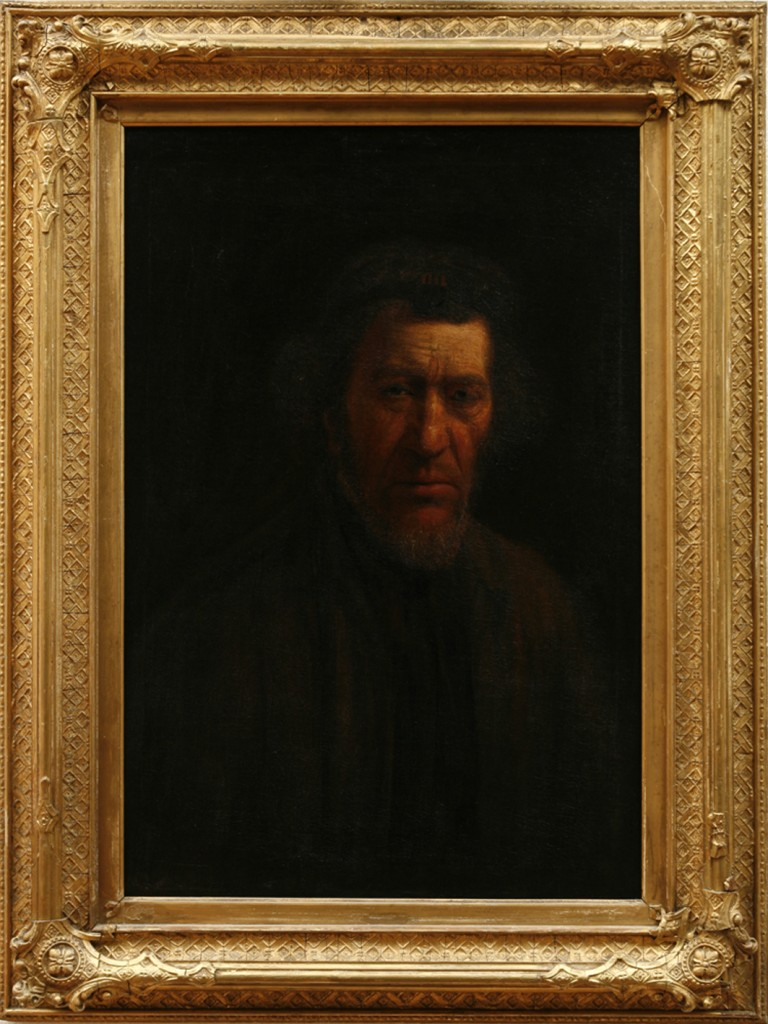 Portrait of an Old Jew by John Opie, c.1779 © Penlee House Gallery & Museum, Penzance