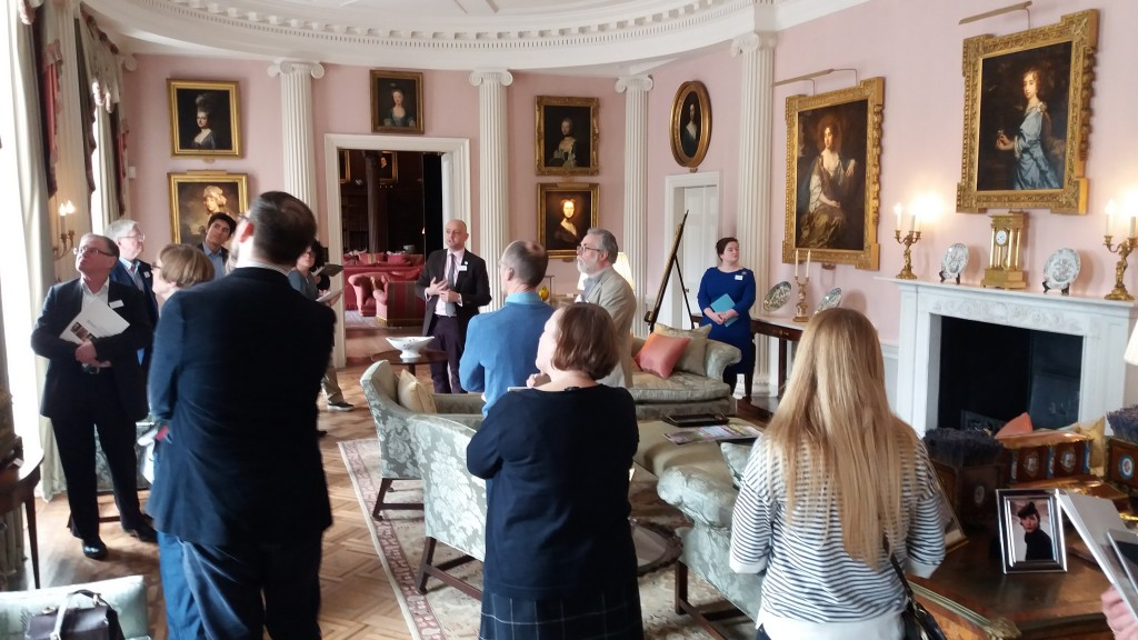Weston Park study day 8 March 2017