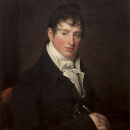 Portrait of Peter Bayley (1778-1823), artist unknown, c.1800-15, Grosvenor Museum, Chester