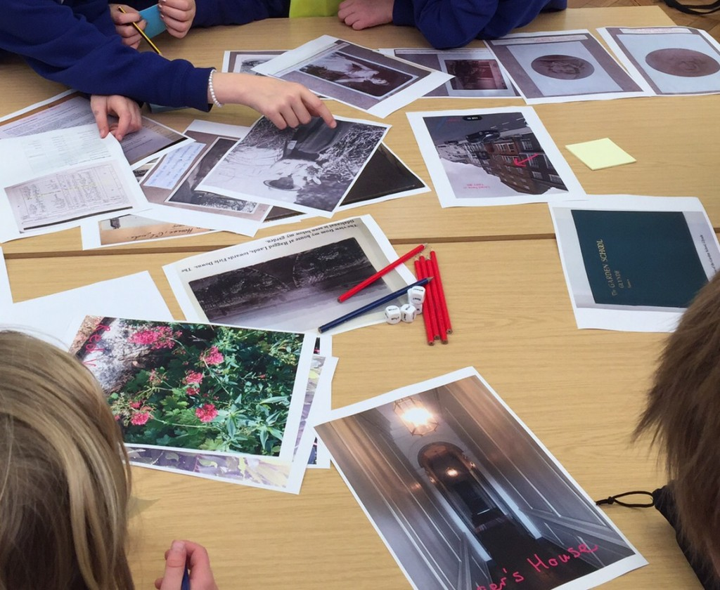 Art Detective session with Cottesmore St Mary's Catholic Primary School