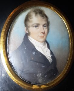 Henry Fanshawe (1774-1854), dated 1804. Fanshawe Collection, Valence House Museum, London Borough of Barking & Dagenham