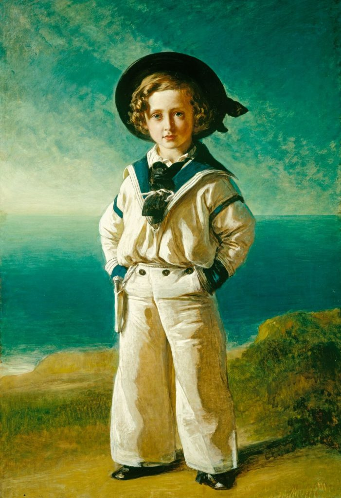 King Edward VII (1841-1910), When Albert Edward, Prince of Wales, by Franz Xaver Winterhalter, 1846, Royal Collection Trust / © Her Majesty Queen Elizabeth II 2018