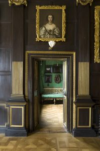 The Green Closet, seen through the doorway from the Long Gallery at Ham House, Richmond-upon-Thames, Surrey © National Trust Images/Andreas von Einsiedel