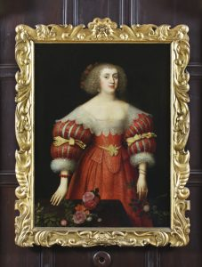 An unknown lady, possibly by Gilbert Jackson (fl.1622-1643), c.1630, at Ham House, Surrey © National Trust Images/John Hammond